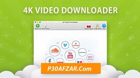 4K Video Downloader دانلود فیلم از یوتیوب برای کامپیوتر