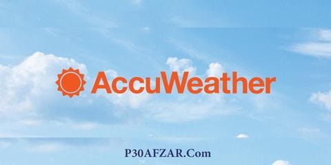 پیش بینی وضع آب و هوا AccuWeather Platinum