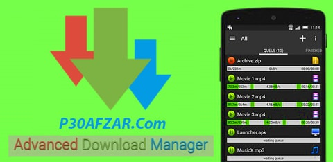 ADM - Advanced Download Manager
