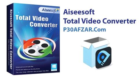 Aiseesoft Total Video Converter - تبدیل فرمت تصویری و صوتی