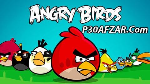 Angry Birds Classic – انگری بردز کلاسیک