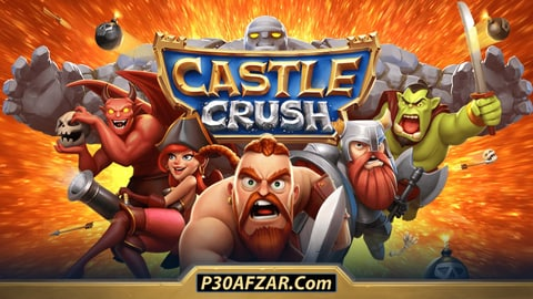 Castle Crush - کستل کراش