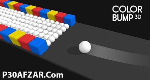 بازی Color Bump 3D