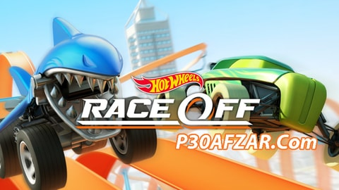 Hot Wheels : Race Off