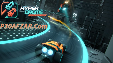 بازی Hyperdrome - Tactical Battle Racing