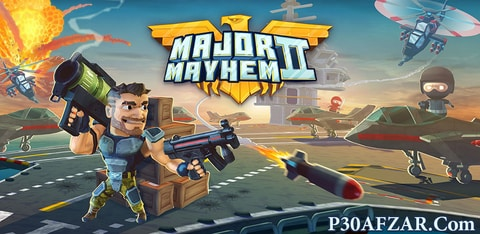 Major Mayhem 2 – Gun Shooting Action