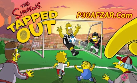 The Simpsons : Tapped Out - sdl\s,k ih